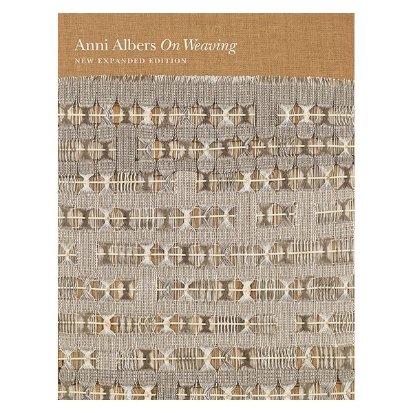 Anni Albers on Weaving Text Image
