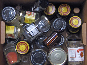 Box of Jars