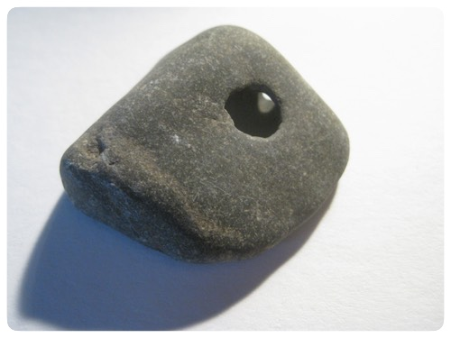 holey rock