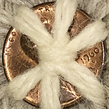 Detail of 1960 Penny